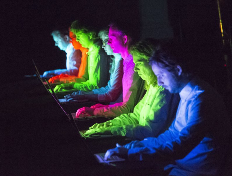 Computer Music, Kaj Duncan David, SCENATET, Spor Festival