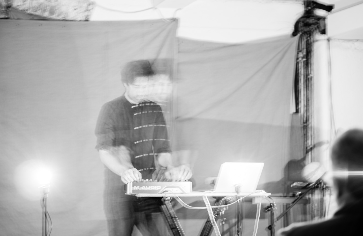 Kaj Duncan David, Relay, Cafe Oto