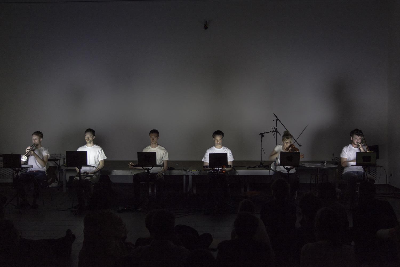 Sound & Vision, Kaj Duncan David, Darmstaedter Ferienkurse